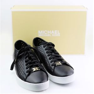 MICHAEL KORS OLIVIA Lace Up Sneakers